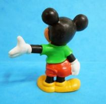 Mickey and friends - M+B PVC Figure 1982 - Mickey