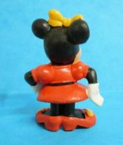 Mickey and friends - M+B PVC Figure 1982 - Minnie