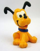Mickey and friends - M+B PVC Figure 1985 - Baby Pluto