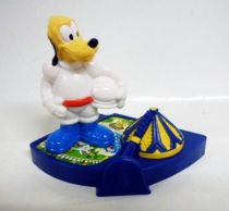 Mickey and friends - Mc Donald\'s Happy Meal Premium Figure - Astronaut Pluto Disneyland Paris