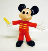 Mickey and friends - Mc Donald\'s Happy Meal Premium Figure - Mickey Disneyland Paris
