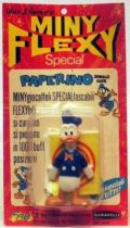 Mickey and friends - Mini-Flexy (FAB / Baravelli) 1969 - Donald