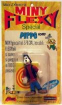 Mickey and friends - Mini-Flexy (FAB / Baravelli) 1969 - Goofy