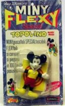 Mickey and friends - Mini-Flexy (FAB / Baravelli) 1969 - Mickey