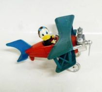 Mickey and friends - Polistil Die-cast Vehicle - Donald Duck\'s Plane