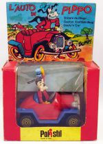 Mickey and friends - Polistil Die-cast Vehicle - Goofy