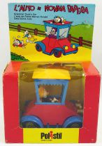 Mickey and friends - Polistil Die-cast Vehicle - Grandma Duck