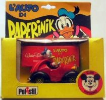 Mickey and friends - Polistil Die-cast Vehicle - Superduck