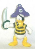 Mickey and friends - Sega PVC Figure - Donald as a pirate