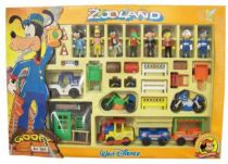 Mickey and friends - Zooland Airgam Boys Ref. 883 - Goofy & the Train Station