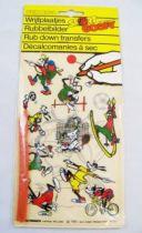 Mickey et ses amis - Déclacomanie par transfert Pressers - Sport Goofy #2