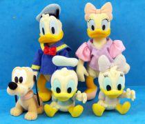 Mickey et ses amis - Disney Family Simba Toys - Famille de Donald et Daisy