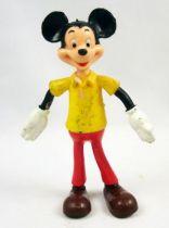 Mickey et ses amis - Figurine Flexible Brabo - Mickey