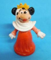 Mickey et ses amis - Figurine PVC Fisher-Price - Reine Minnie