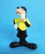 Mickey et ses amis - Figurine PVC Nestl� - Dingo r�fl�chit