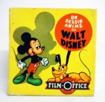 Mickey et ses amis - Film Super 8 Film Office - Le P�re No�l