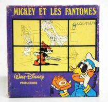 Mickey et ses amis - Film Super 8 Walt Disney - Mickey et les fantômes
