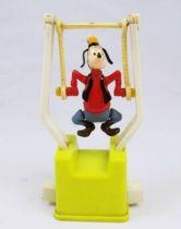 Mickey et ses amis - Pantin Mécanique Céji - Dingo aux anneaux