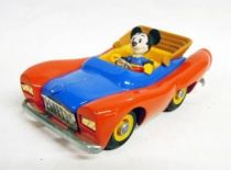 Mickey et ses amis - Véhicule Die-cast Polistil - Mickey (occasion)