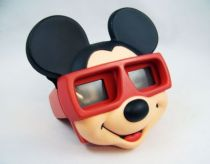 Mickey Mouse - Visioneuse View Master 3-D (1989) + 1 Disque 01