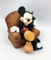 Mickey sur son fauteuil - Figurine Résine Démons & Merveilles