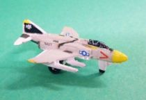 Micro Machines - Galoob - 1987 Aircraft 1 Collection (F-14 Phantom II)