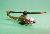 Micro Machines - Galoob - 1988 Military 1 Collection (AH-1 Cobra)