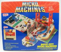 Micro Machines - Galoob Ideal - 1989 Boite City Playsets (Toolbox) occasion en boite 01