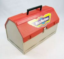 Micro Machines - Galoob Ideal - 1989 Boite City Playsets (Toolbox) occasion en boite 05