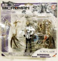Microman - Acro Lady Acrovena - Takara