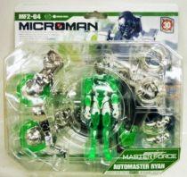 Microman - Master Force Automaster Ryan - Takara