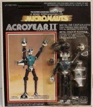 Micronauts - Acroyear II (Blue)