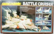 Micronauts - Battle Cruiser - Mego Pin Pin Toys