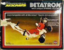 Micronauts - Betatron - Mego Airfix