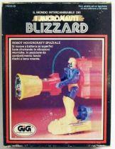 Micronauts - Blizzard - Mego GIG