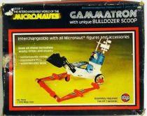 Micronauts - Gammatron - Mego Airfix