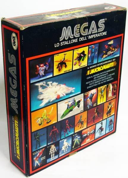 Micronauts - Megas - Mego GIG