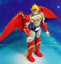 Micronauts - Red Falcon (loose)