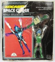 Micronauts - Space Glider (Vert) - Mego Pin  Pin Toys