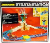 Micronauts - Stratastation - Mego Pin Pin Toys