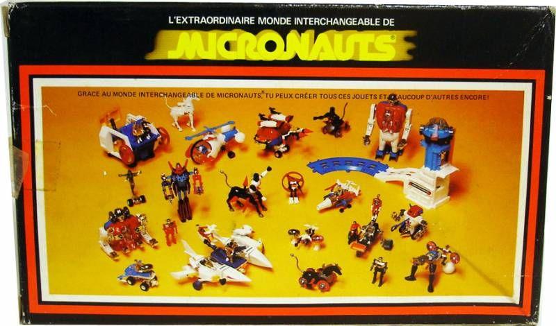 Micronauts - Taurion - Mego Pin Pin Toys
