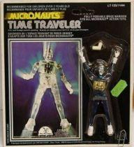 Micronauts - Time Traveler (Blue)