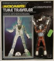 Micronauts - Time Traveler (Red)