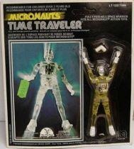 Micronauts - Time Traveler (Yellow)