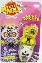 Mighty Max - Horror Heads - Nuke Ranger