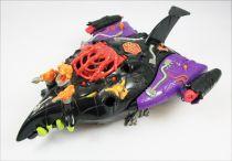 Mighty Max - Playset - Terror Talons Dread Star (loose)