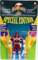 Mighty Morphin Power Ranger - Automorphin Platinum Red Ranger