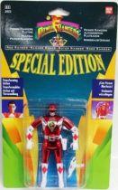 Mighty Morphin Power Ranger - Automorphin Platinum Red Ranger