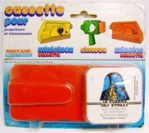 Minicinex Projector cassette - Star Wars: Galactic Fight - Meccano