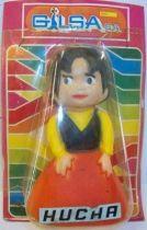 Mint on card Heidi - Plastic bank